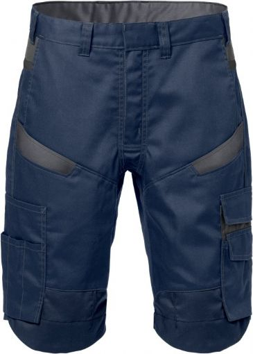Fristads Shorts  2562 STFP  (Navy/Grey)